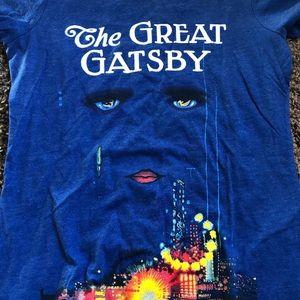 Great Gatsby tee
